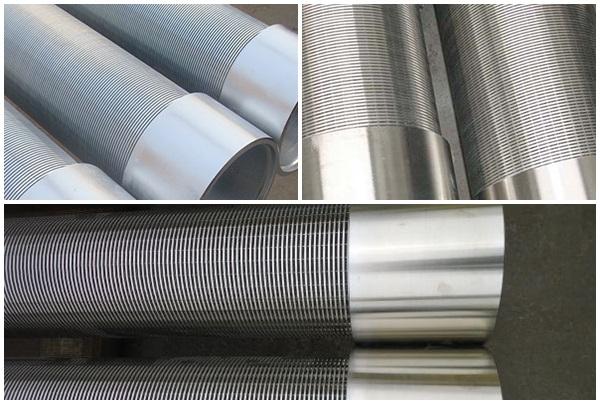 316l Stainless Steel Johnson Strainer Screen