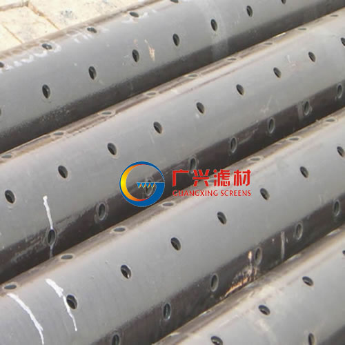 Water Well screen Perforated Casing pipe for drilling wells