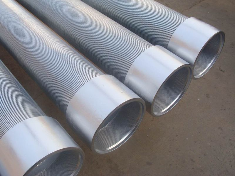 Stainless Steel Water Well Screen Pipe